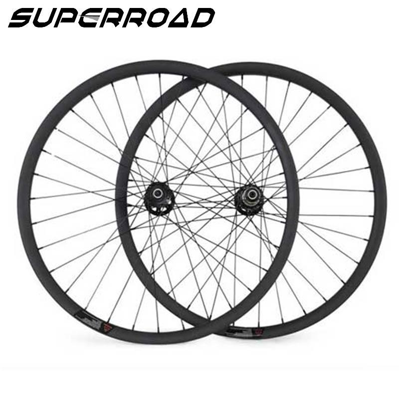 carbon mountain bike wheels