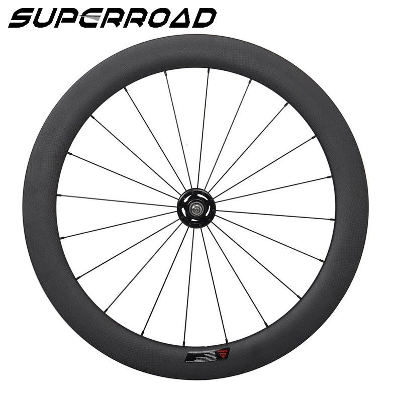 650c carbon wheels