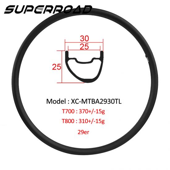 Best xc rims,30mm MTB Rims,29er Mountain Bike Rims