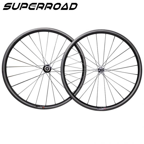 Carbon Gravel Wheels,Carbon Road Wheels Disc Brake,gravel wheel set